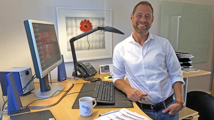 Socialdemokraternas Jacob Sandgren, Region Sörmland.
