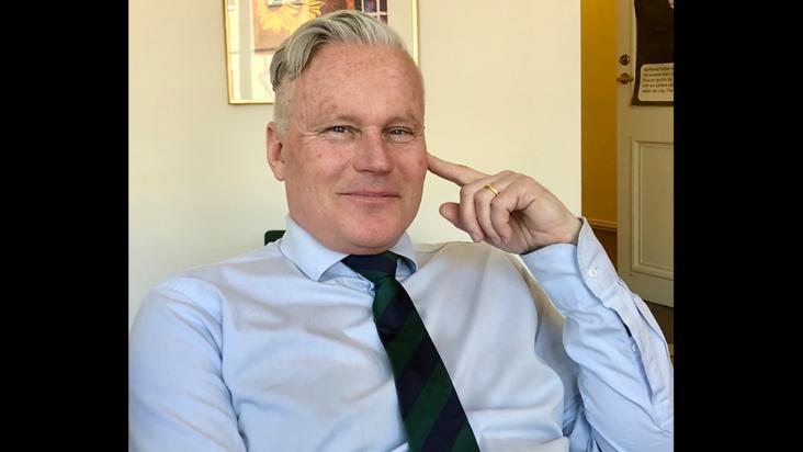 Hans Ekström Socialdemokraterna Sörmland
