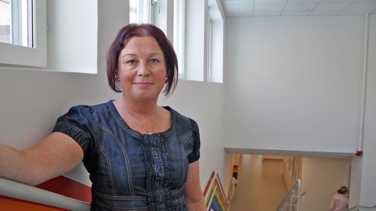 Camilla Holmgren Socialdemokraterna Sörmland