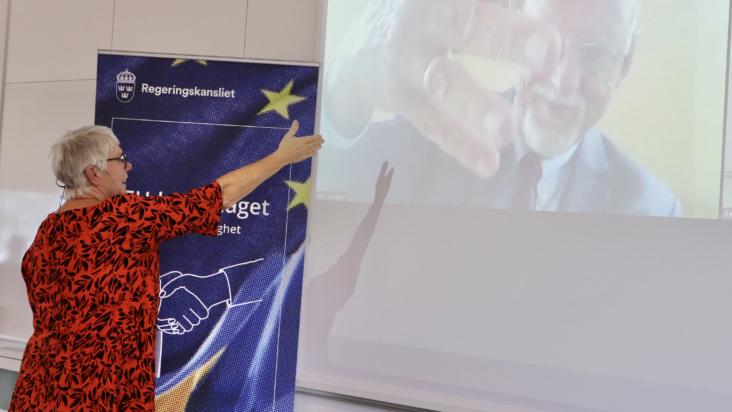 EU-handslag Sörmland 2020