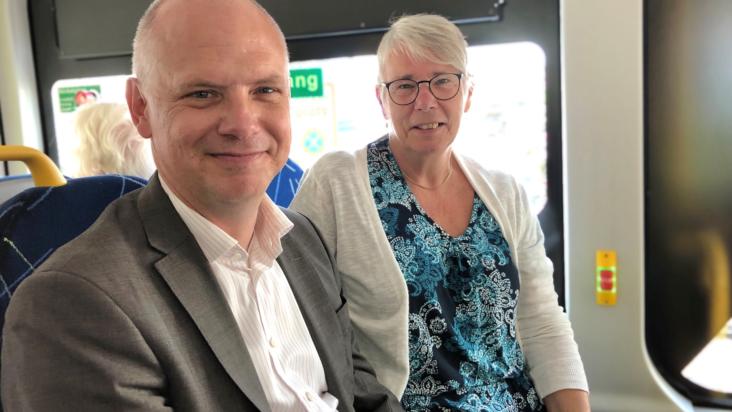Socialdemokraterna Sörmland Nyköping kollektivtrafik