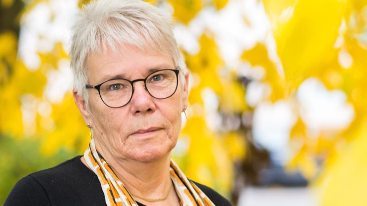 Monica Johansson (S) Region Sörmland